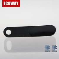Shoe care personalized shoe horn manufacturer Decorative Custom Plastic travel