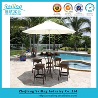 Sailing Weatherproof Uv-Resistant Outdoor Poly Rattan Garden Furniture Of Cebu