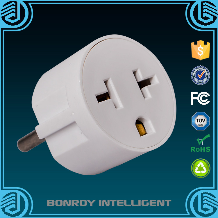 very cheap Fire retardant accessories euro to american multi pin round plug sockets