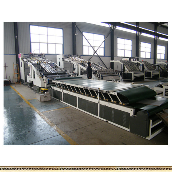 Flute Laminator For Corrugated Cardboard Production Line/laminating machine price in india