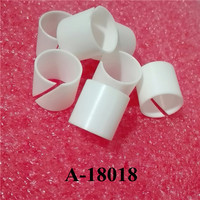 Durable water jet cutting spare parts;plastic protecting bush for water jet cutter .