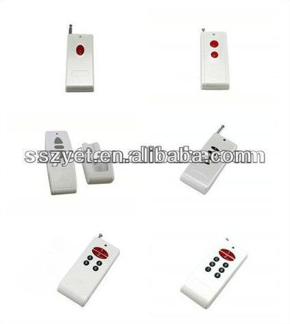 315MHZ PT2264 4.7M Long Range Wireless Remote Control switch YET1000