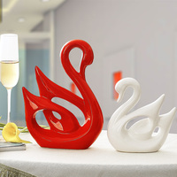 Wholesale Creative Wedding Decoration Handmade Swan