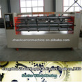 Semi-automatic Thin- knife paper separating and line pressing machine