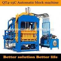 molds for concrete blocks making machine qt4-15 dongyue machinery group