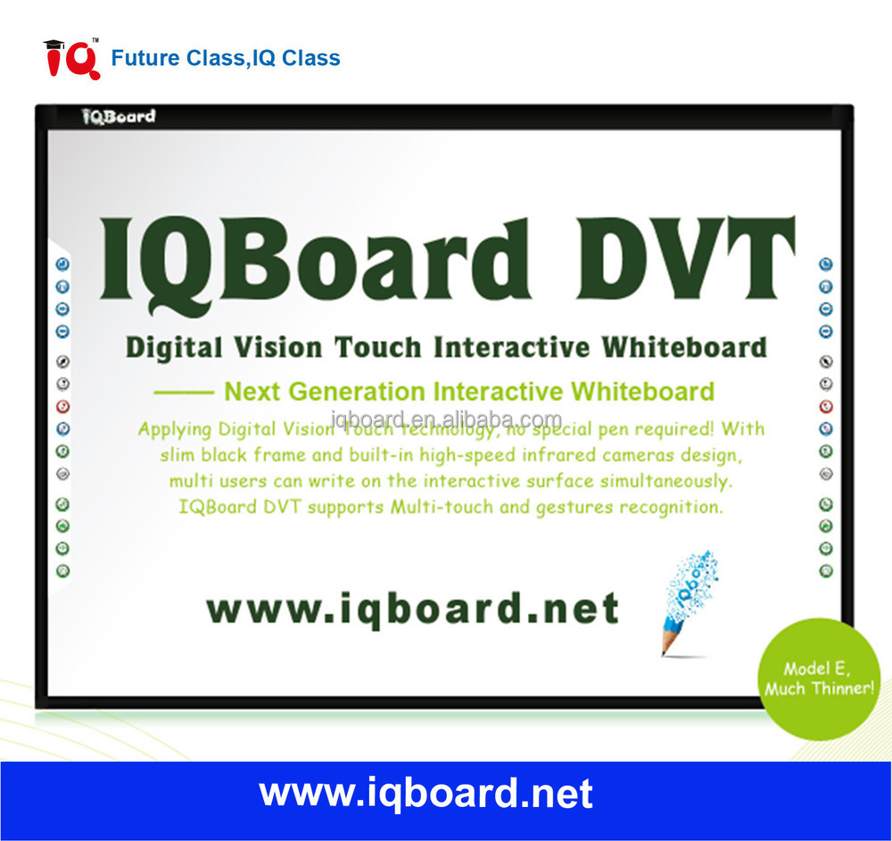 "100"" digital touch interactive whiteboard"