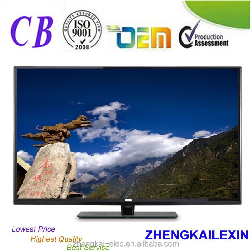 Fashional Design Wide Screen 50inch LED <strong>TV</strong> With 1920*1080 For Home Use