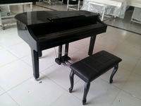 [CHLORIS] LED back light digital grand piano , intelligent upright electric keyboard , digital keyboard touch response
