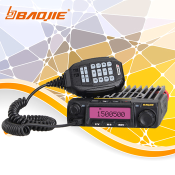 BAOJIE BJ-271A LCD Display China Mobile radio Fm Transmitter Receiver
