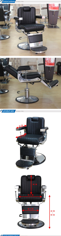 Genuine leather barber shop equipment buy barber shop for Parlour equipment