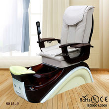 2014 mp3 and airbag pedicure nail spa chair& spa chair equipmnt& pedicure chairs equipment (S812-9)