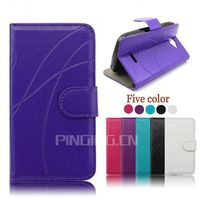 factory price leather purse case for samsung galaxy s4