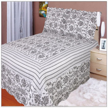 100 cotton home goods bedspread wholesale bedding