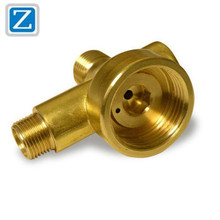 C36000 Forging Product Brass Hot Forging Parts