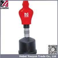 Professional boxing free standing punching heavybag
