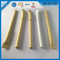 Wholesales craft paper ball pen,paper eco pen,recycled paper pen from china