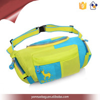 cheap nice durable waist bag with mobile phone sports shoulder bag