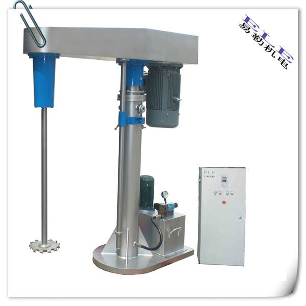 ELE batch production high speed ink mixer