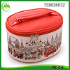 fashionable wholesale pringting flower PU clutch bag Travel Cosmetic Bag