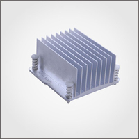 Aluminum extrusion Dongguan good quality and price cooler