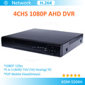 Factory Price Economic 4CHS 1080P HD-AHD Network Dvr