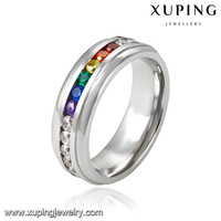 13897-Xuping gay men ring, Fashion Jewelry dubai gold ring designs, New gold ring models for men