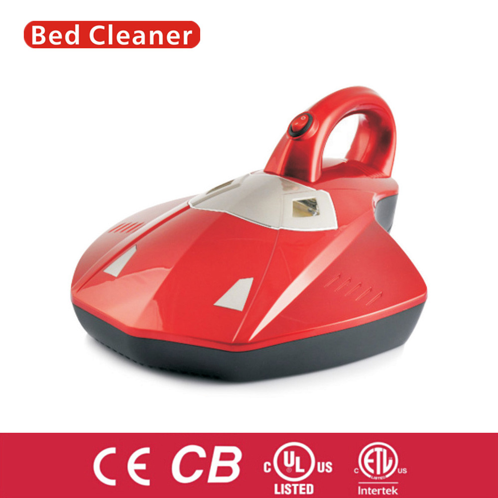 Three filter vacuum cleaner for carpet cleaning