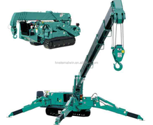 Henan eternalwin 5 ton mini spider crawler crane for sale