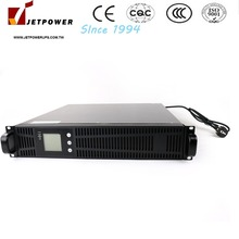 Rack Mount Single Phase High Frequency Online 3KVA UPS with battery power backup