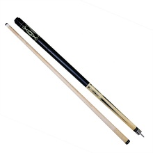 High quality 1/2-pc fast joint maple wood hand made Billiard Table playing Que Stick 8 ball Pool cue stick 57inch
