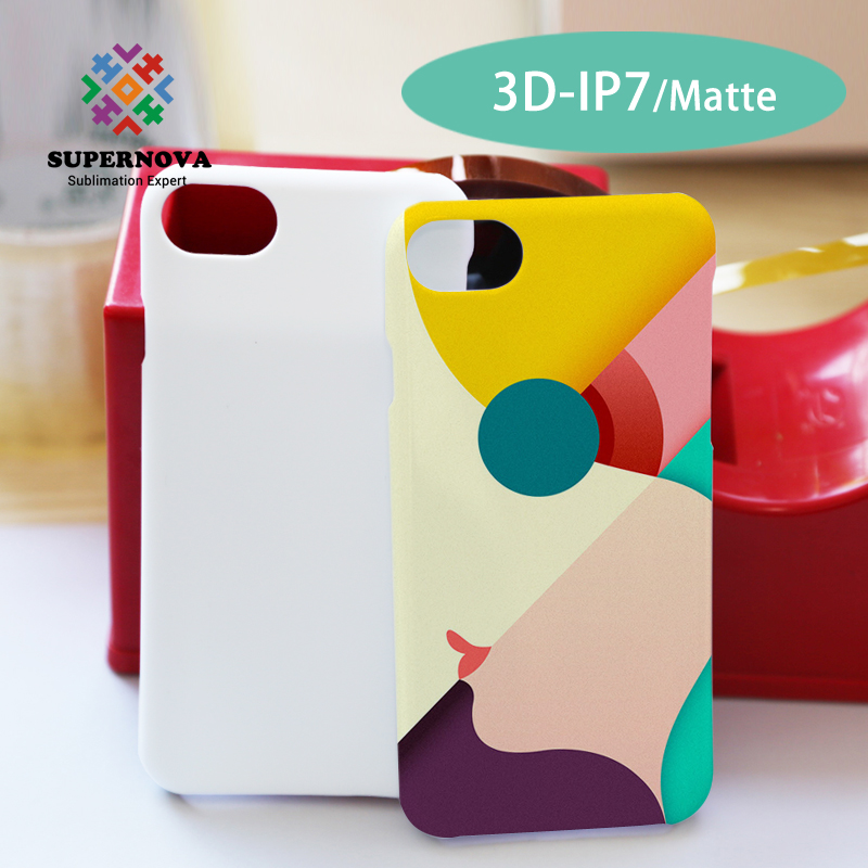 3D Custom Printed Mobile Phone Case for ip7