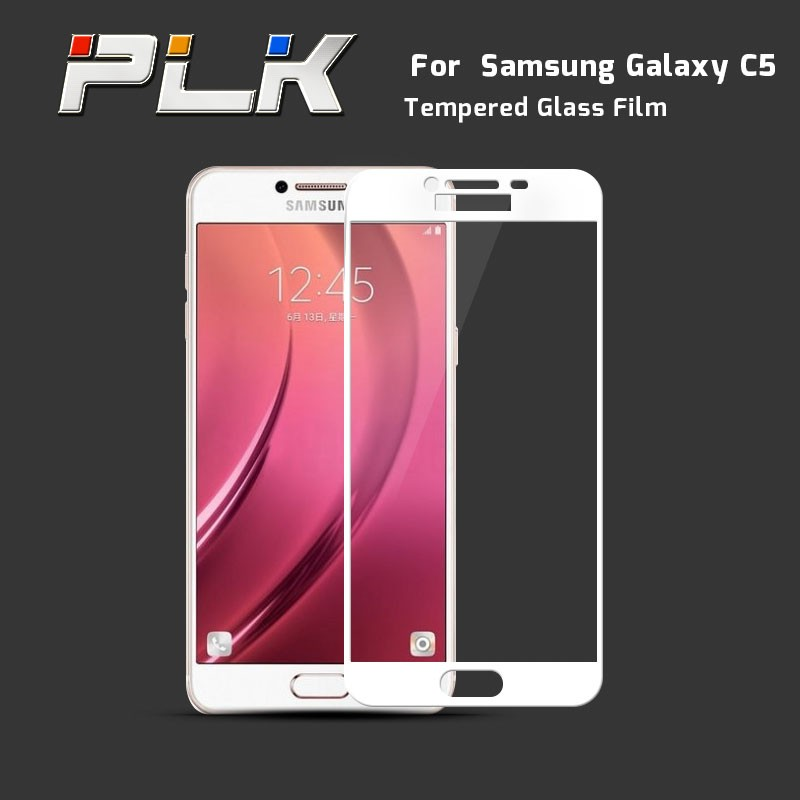China Suppliers Color Screen Protector for Samsung Galaxy s3, Matte Tempered Glass Screen Protector for samsung c5/c7#