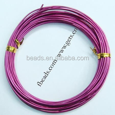 more colors for choice lead free aluminum wire