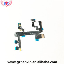 Original Spare Parts For iPhone 5 5s se 5c 6 Power Flex Cable ,for iphone 6p 6s 6sp 7 7p 8 plus ON/OFF lock Switch Button Flex