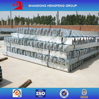 Hot Dipped Galvanized Metal Guard Rail used in Highway traffic barrier
