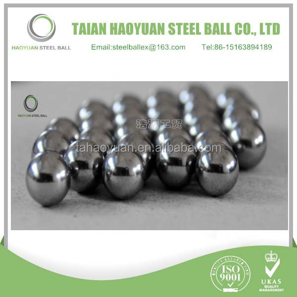 Hot Sale 3.969mm Carbon/Chrome/Bearing steel ball