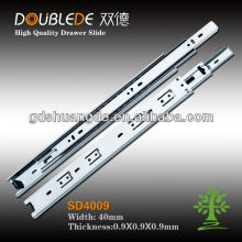 3-Fold 40mm Funiture Hardware/telescopic keyboard slide