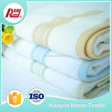 bulk buy from china terry towel with dobby border