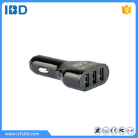 12-24V output usb quick charge 2.0 charger for car