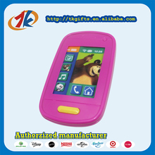 Hot Sale Educational Plastic Touch Screen Phone Toy