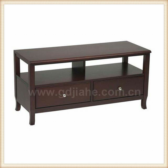 swedish furniture led standard TV stand mount with drawers