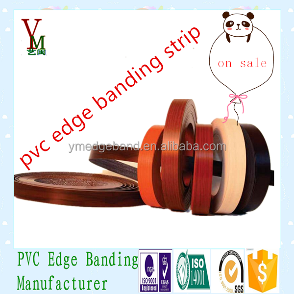 high quality pvc edge banding strip for office furniture