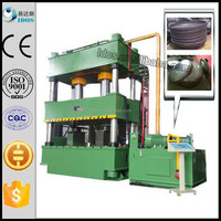 Y27 series 500 tons hydraulic metal stamping press, hydraulic press for oil tank