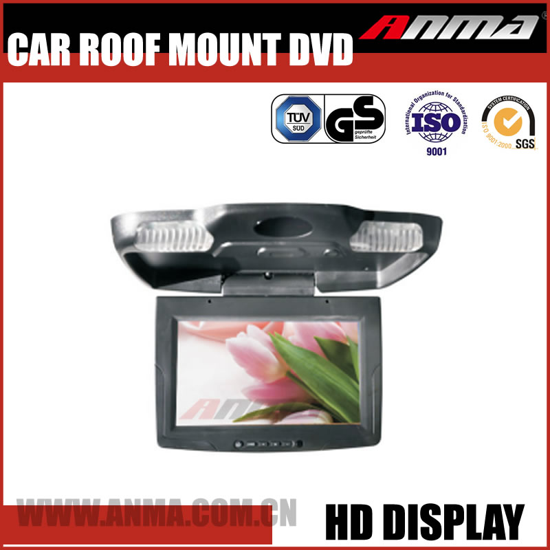 car radio dvd player with 7 inch screen gps