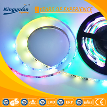 Magic 5v addressable 2812 RGB IC 5050 SMD LED Flexible Strip Light Kits waterproof/non-waterproof 5V strip light