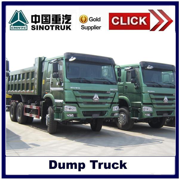 High quality and heavy duty Howo 6X4 camion for sale