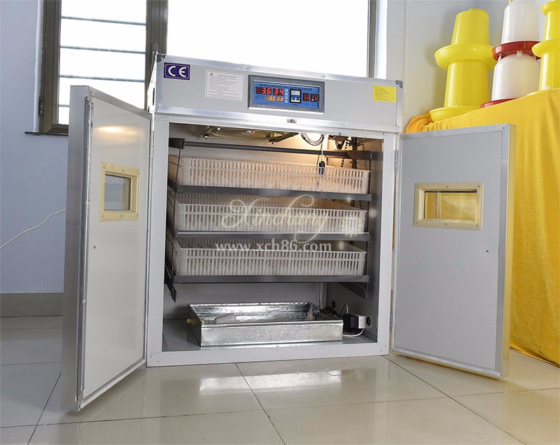 500 eggs incubator /528 eggs incubator /best quality egg tray /egg turning system