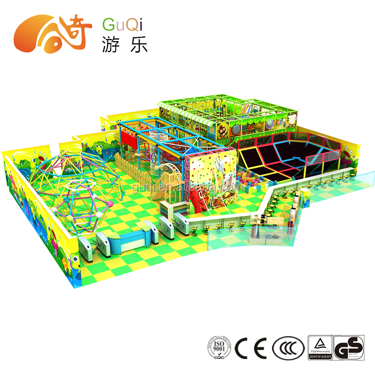 Attractive indoor playground kids/Cheap indoor soft play ground for children