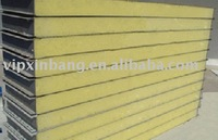 easy installation Polyurethane PU sandwich panels for wall and roof