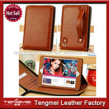 Factory cheap case for ipad mini,for ipad mini cover new protect zipper case